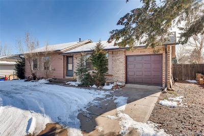 Littleton Single Family Home Active: 6520 West Chatfield Avenue