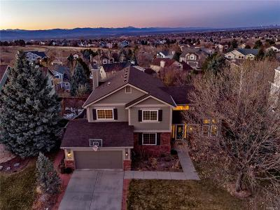 Highlands Ranch Single Family Home Under Contract: 2063 Stratford Court