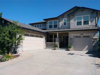 Aurora CO Single Family Home Active: $585,000