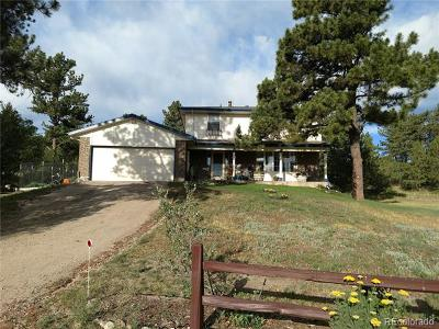 Franktown Single Family Home Active: 2685 Lost Lake Trail