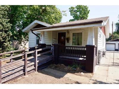 Arapahoe County Single Family Home Active: 2720 South Bannock Street