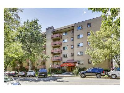 Alamo Placita, Capital Hill, Capitol Hill, Governor's Park, Governors Park Condo/Townhouse Active: 625 North Pennsylvania Street #410