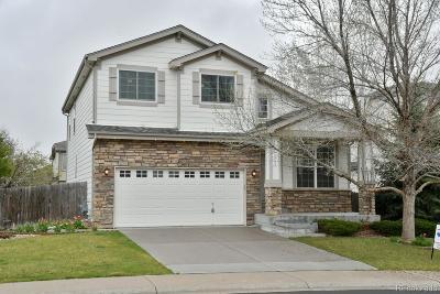 Thornton Single Family Home Active: 11562 Grape Street