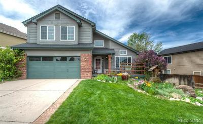 Highlands Ranch Single Family Home Active: 9735 Buckingham Court