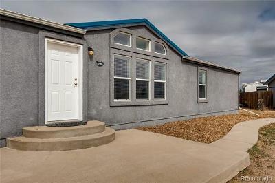 El Paso County Single Family Home Active: 1306 Buffalo Run Road