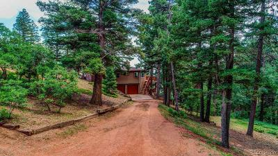 Larkspur CO Single Family Home Under Contract: $415,000