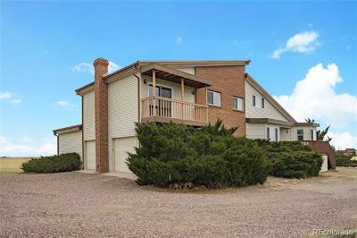 Peyton Single Family Home Active: 7715 Mallard Drive #1
