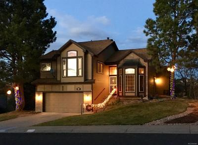 Castle Rock CO Single Family Home Active: $450,000
