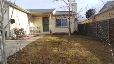 Denver CO Single Family Home Active: $299,000