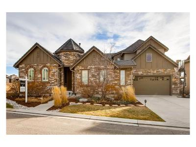 Highlands Ranch Single Family Home Active: 70 Flowerburst Drive