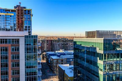 Denver Condo/Townhouse Active: 1750 Wewatta Street #1431
