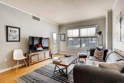 Denver Condo/Townhouse Active: 1975 North Grant Street #303