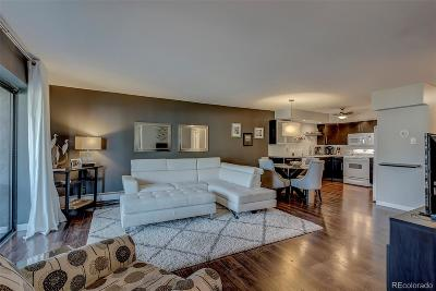 Arapahoe County Condo/Townhouse Active: 13691 East Marina Drive #107 Bldg