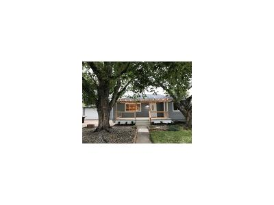 Arvada Single Family Home Active: 5305 Garrison Street