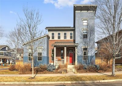 Denver Single Family Home Active: 9669 East 28th Avenue