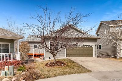 Golden Single Family Home Active: 741 Entrada Drive