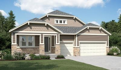 Parker Single Family Home Under Contract: 20367 Terrace View Drive