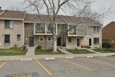 Lakewood Condo/Townhouse Under Contract: 8765 West Cornell Avenue #8