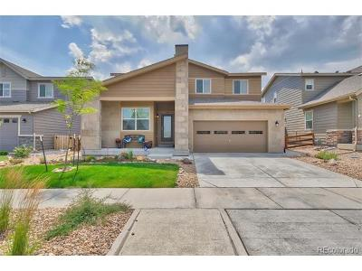Arvada Single Family Home Active: 9347 Iron Mountain Way