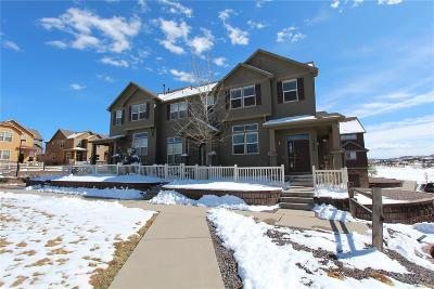 The Meadows Condo/Townhouse Under Contract: 3640 Pecos Trail