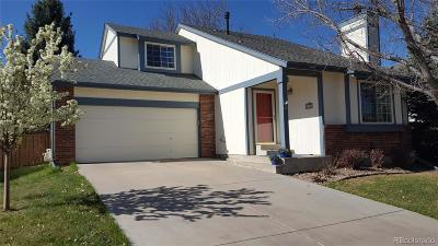 Highlands Ranch CO Single Family Home Active: $349,900