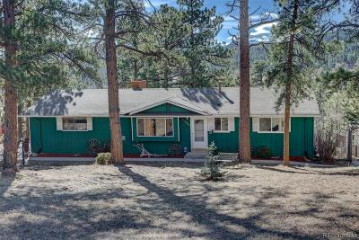 Conifer, Evergreen Single Family Home Under Contract: 29856 Buffalo Park Road