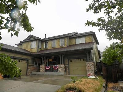 Commerce City Single Family Home Active: 9747 Kittredge Street