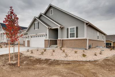 Aurora CO Single Family Home Active: $549,900