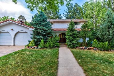 Denver Single Family Home Active: 8625 East Dartmouth Avenue