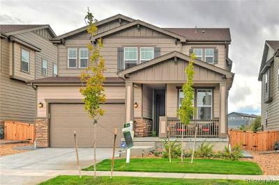 Commerce City Single Family Home Active: 10951 Unity Lane