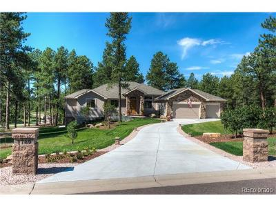 Franktown Single Family Home Active: 1789 Wild Timber Court