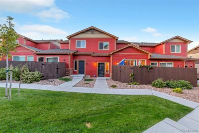 Federal Heights Condo/Townhouse Under Contract: 1769 Aspen Meadow Circle