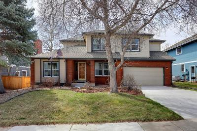 Littleton Single Family Home Under Contract: 6 Red Maple