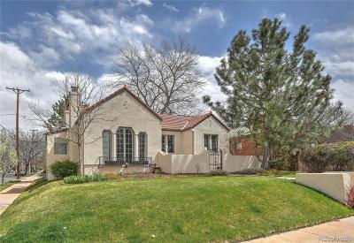 Denver Single Family Home Active: 1792 Holly Street