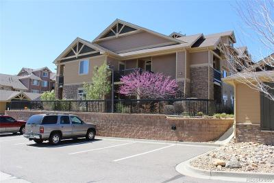 Littleton Condo/Townhouse Under Contract: 10052 West Ute Place #101