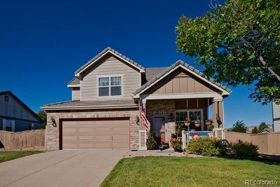 Castle Rock Single Family Home Active: 43 Lovington Street