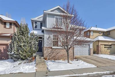 Highlands Ranch Single Family Home Under Contract: 3037 Woodbriar Drive