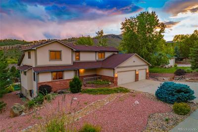 Lyons Single Family Home Under Contract: 106 Eagle Canyon Circle