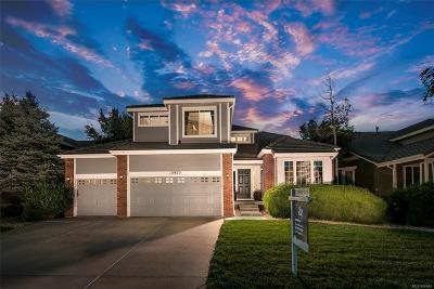 Parker Single Family Home Under Contract: 12925 Arezzo Circle