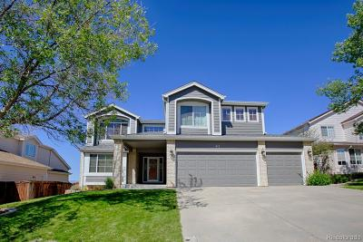 Highlands Ranch Single Family Home Active: 415 Bexley Lane