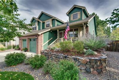 Highlands Ranch Single Family Home Active: 9854 Spring Hill Street