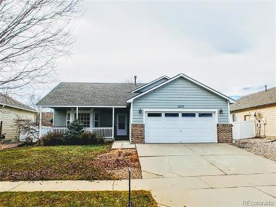 Evans Single Family Home Active: 3337 Grenach Street