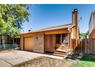 Northglenn Single Family Home Under Contract: 11762 Sherman Street