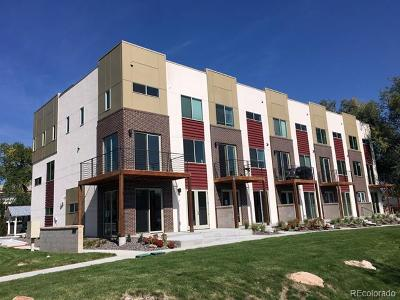 Arvada Condo/Townhouse Active: 6008 Olde Wadsworth Boulevard #D