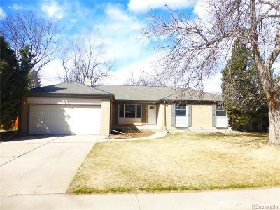 Centennial Single Family Home Active: 6711 South Franklin Street