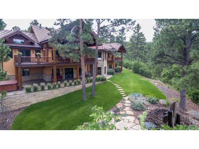 Larkspur CO Single Family Home Active: $1,195,000