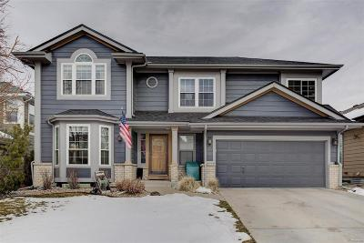 Highlands Ranch CO Single Family Home Active: $537,500
