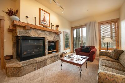Steamboat Springs Condo/Townhouse Active: 1463 Flattop Circle #310