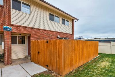 Westminster Condo/Townhouse Under Contract: 8047 Wolff Street #H