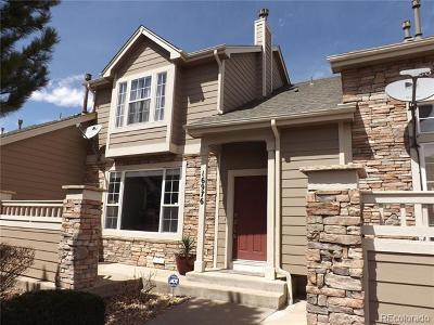 Arvada Condo/Townhouse Active: 16976 West 63rd Drive